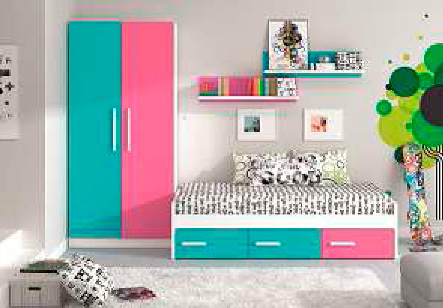 Dormitorio juvenil enjoy3 dormitorio juvenil daicarmobel for Decoracion hogar lleida