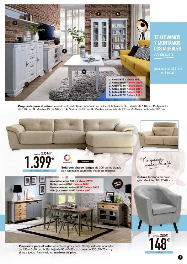 Lo mejor esta en casa 3 muebles tiendas de muebles en for Muebles daicar