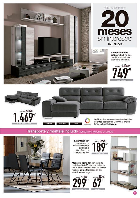 Tu casa como tu 3 muebles tiendas de muebles en lleida for Decoracion hogar lleida