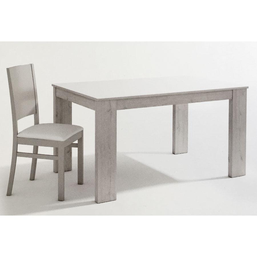 Mesa comedor dc16 porcel nico mesa sal n daicarmobel lleida - Mesa comedor porcelanico ...