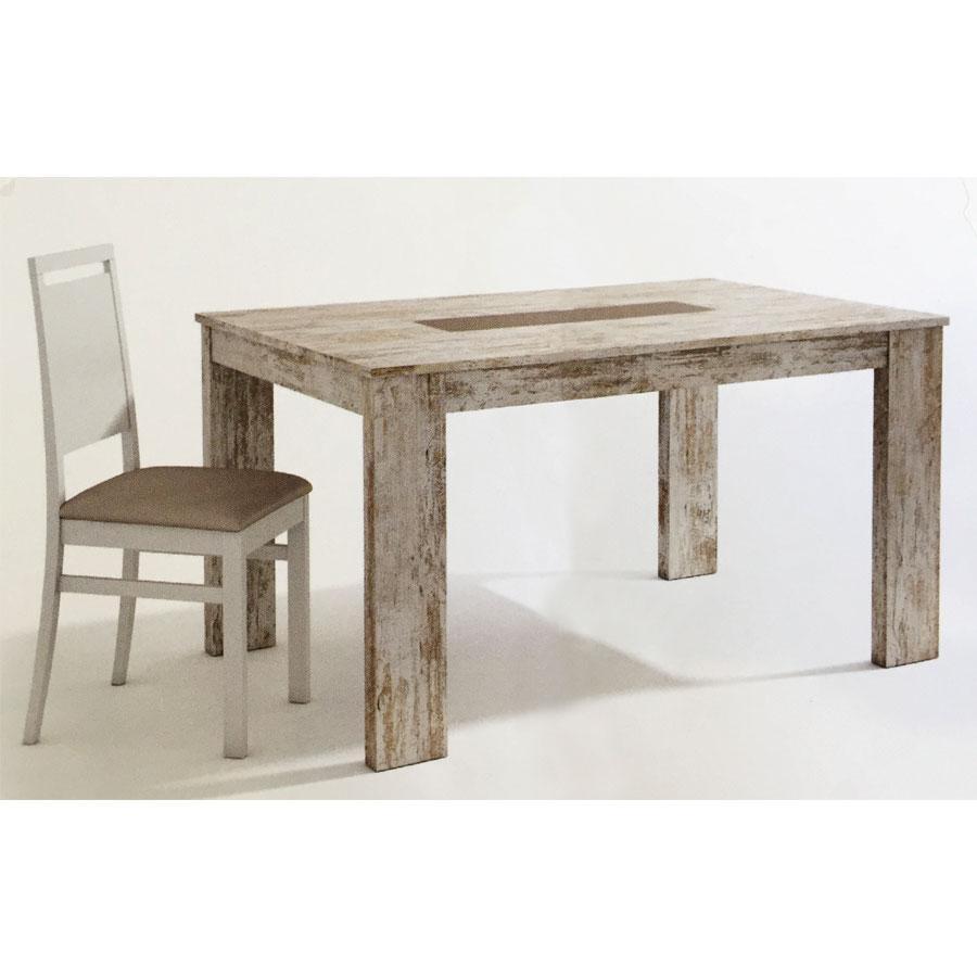 Mesa comedor dc16 detalle porcel nico mesa sal n daicarmobel - Mesa comedor porcelanico ...