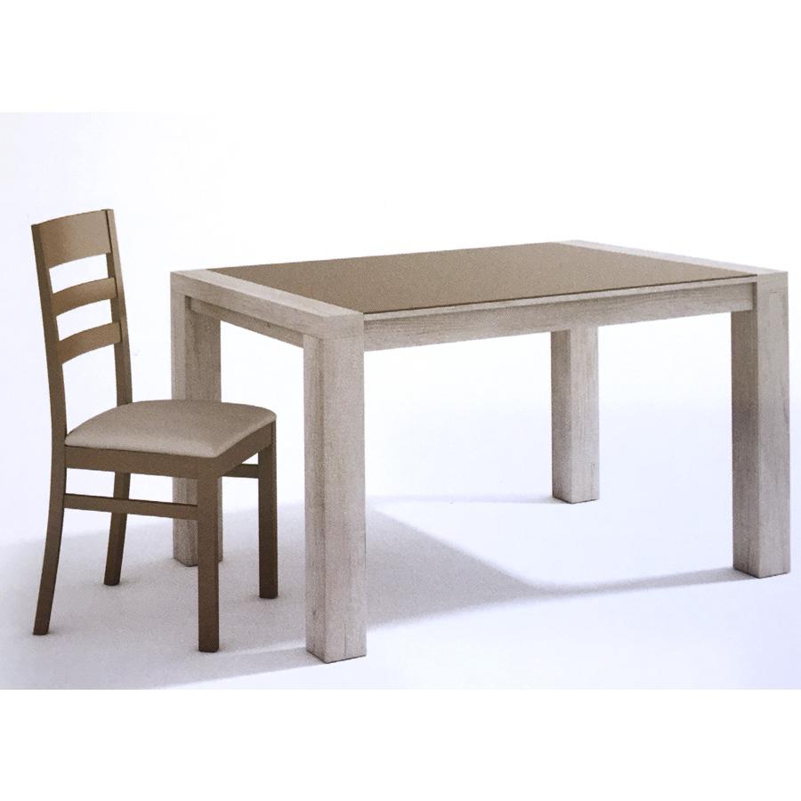 Mesa comedor dc15 base de porcel nico mesas daicarmobel lleida - Mesa comedor nogal ...