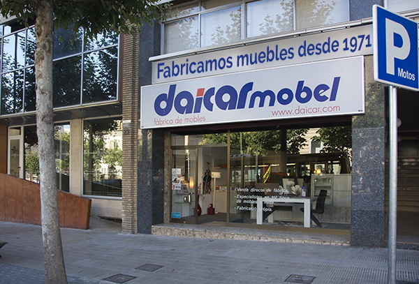 Daicarmobel rambla d 39 arag lleida tienda de muebles for Decoracion hogar lleida