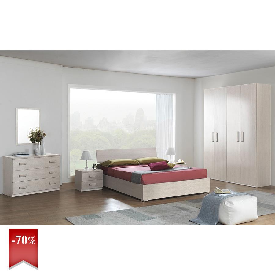 Dormitorio Completo Adulto Dormitorios Daicarmobel Lleida - Dormitorios-adultos