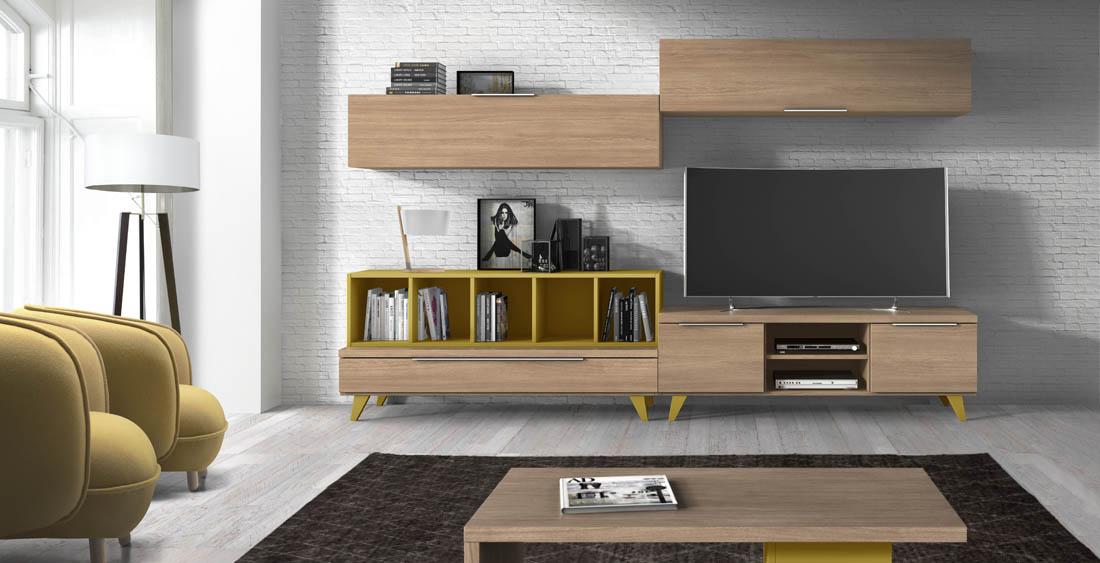 Muebles de salon ambientes no te apures si no te han for Muebles daicar