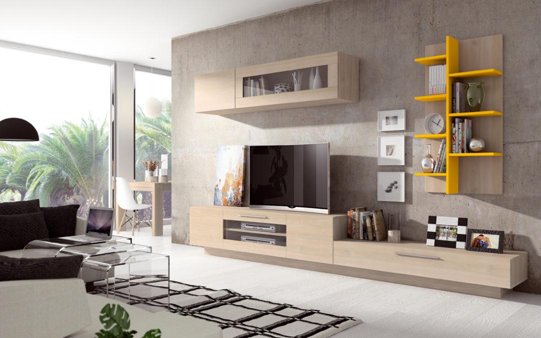 Nuevas ideas para tu salón. Muebles de salón modernos.