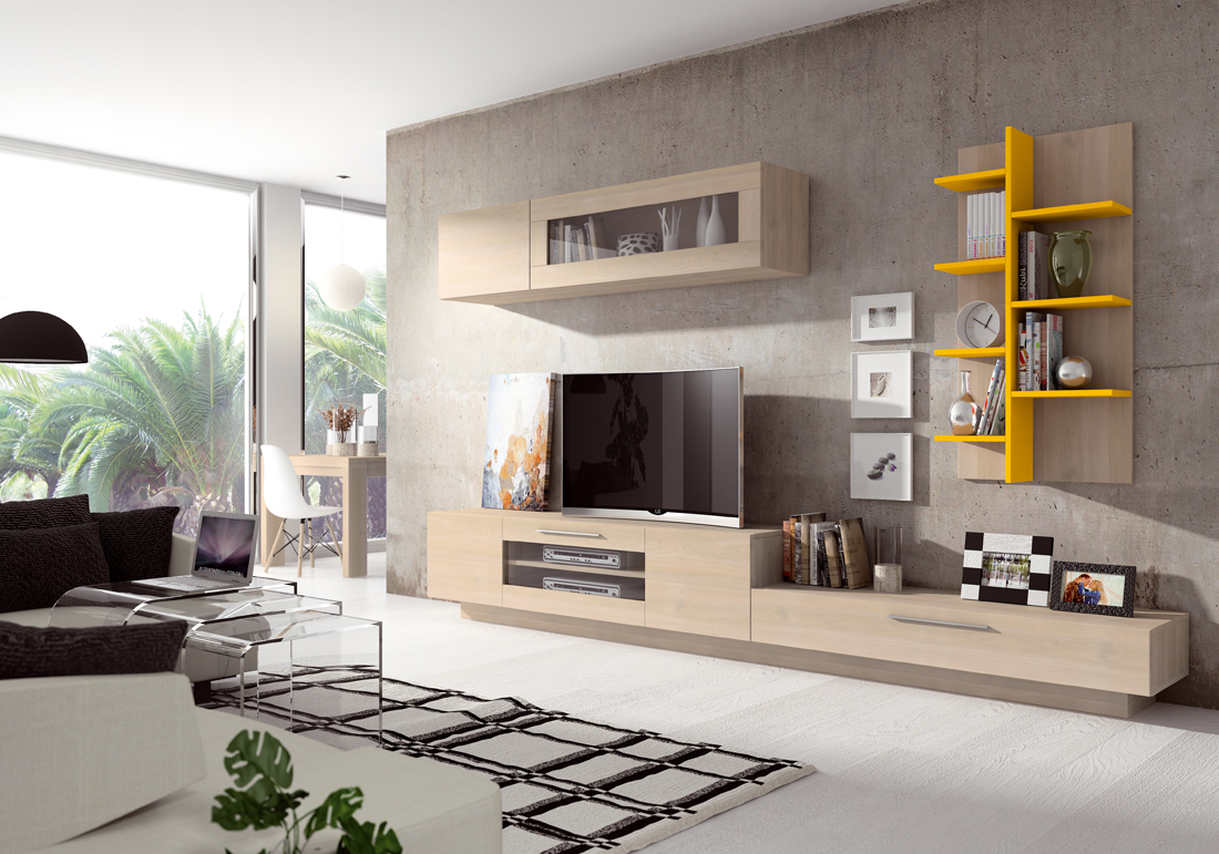 Muebles Salon Modernos - Nuevas Ideas Para Tu Sal N Muebles De Sal N Modernos Daicarmobel[mjhdah]http://www.portobellostreet.es/imagenes_muebles/Muebles-Salon-moderno-Laurine.jpg