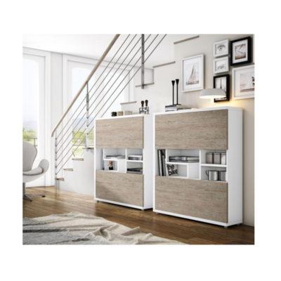 Claves para saber elegir el mueble recibidor ideal para tu for Ofertas de zapateros