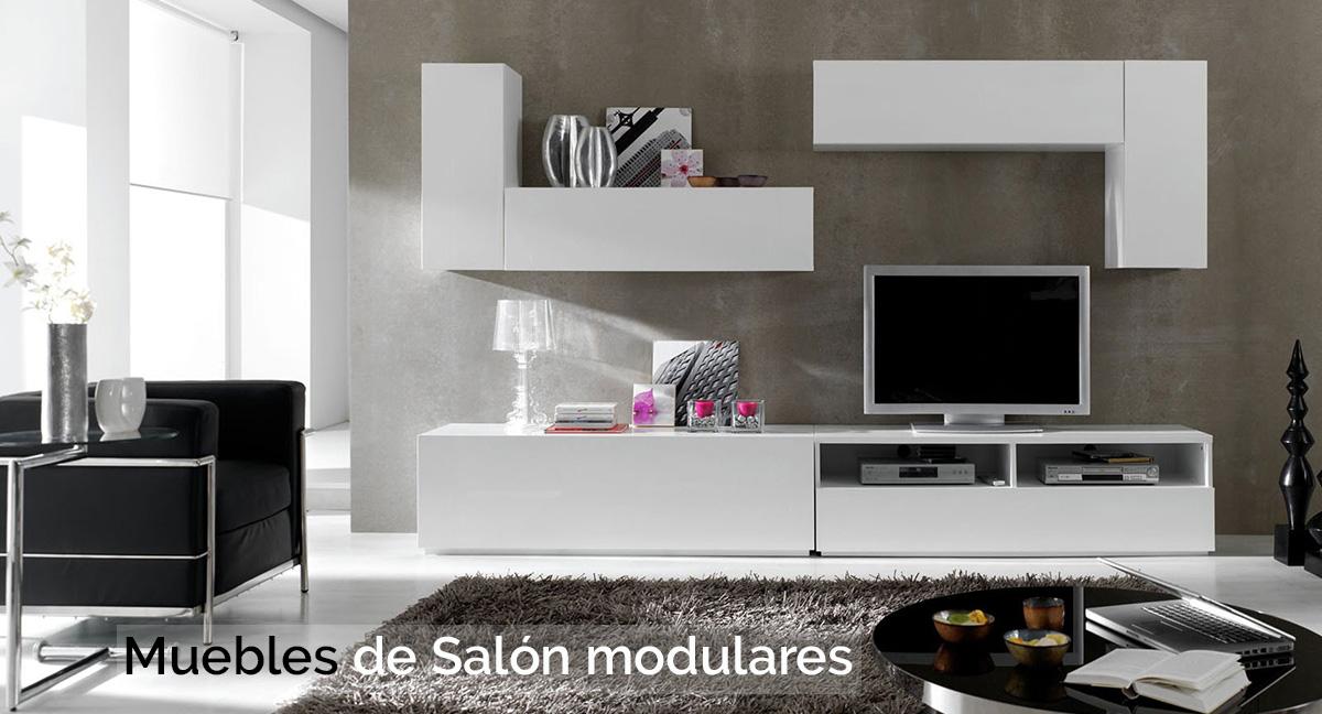 Guía para comprar los muebles de salón modulares para tu nuevo hogar