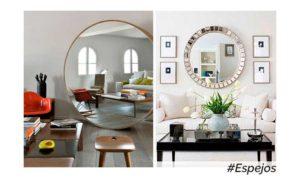 Ideas para darle un nuevo aire a tu salón comedor - Espejos ...