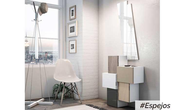 Consejos para la iluminación de tu mueble recibidor - Espejos