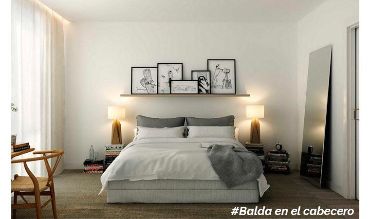 Tips para decorar el dormitorio principal de tu hogar for Muebles daicar