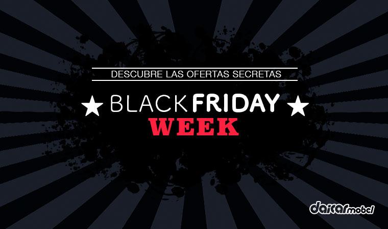 Black Friday Week Ofertas de muebles en noviembre