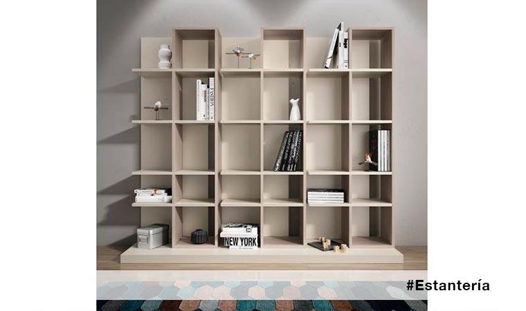 Muebles murales para salon mueble de saln lacado en for Muebles daicar