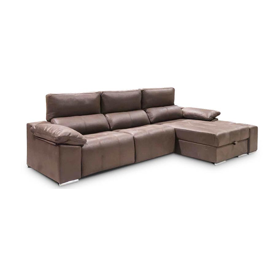 sof chaise longue londres sof relax confort para tu hogar. Black Bedroom Furniture Sets. Home Design Ideas