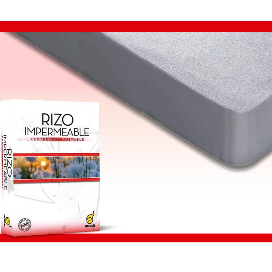 Cubrecolchon-rizo-impermeable
