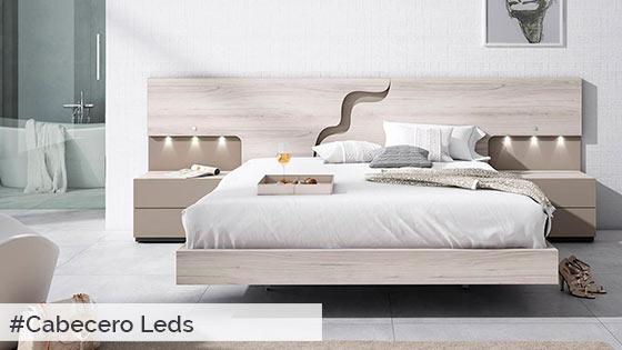 Cabeceros de cama con luz incorporada cabeceros de cama - Cabeceros con luz ...
