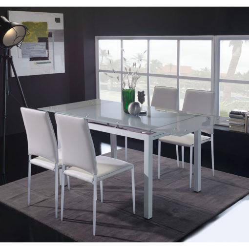 Mesa Salón Comedor Anais, elegante para acoger a tus invitados