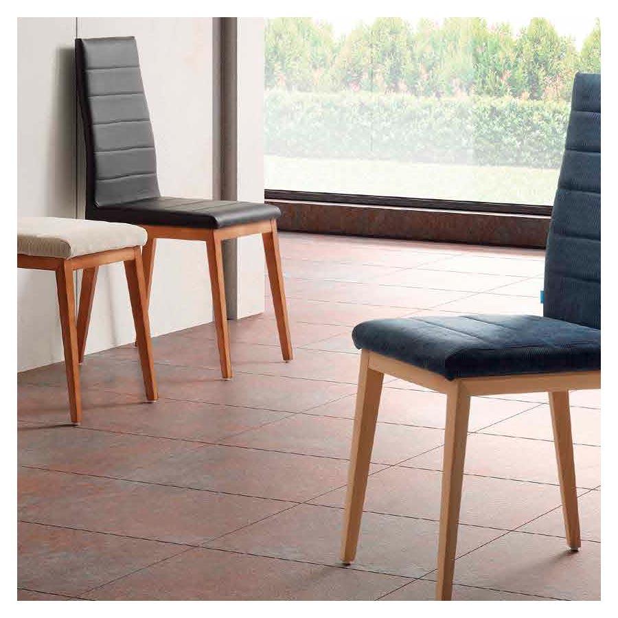Silla sal n comedor y40 sillas estilo clasico para tu hogar - Sillas para salon comedor ...