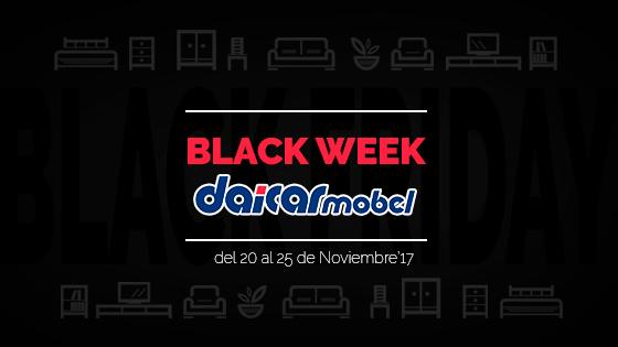 Black Week Noviembre 2017