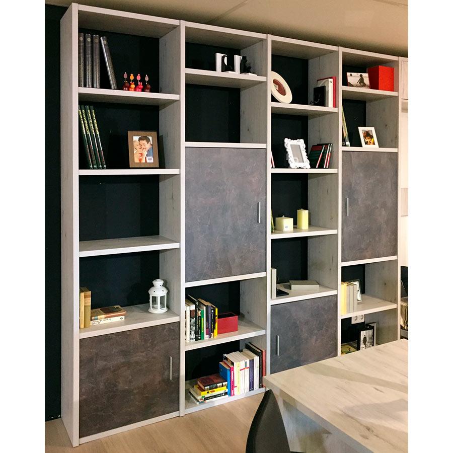 Estanter a estudio estanter a a medida para tu hogar o despacho - Estanterias a medida ...