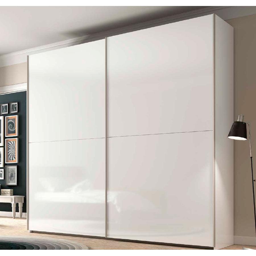 Armario puertas correderas rcm018 almacenaje elegante y - Armarios puerta corredera ...
