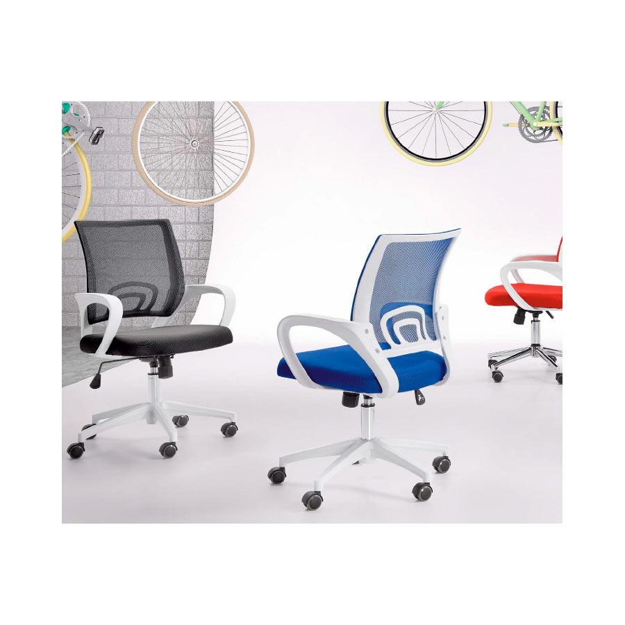 Silla de oficina y escritorio m600 dise o actual para tu for Escritorio y silla de oficina