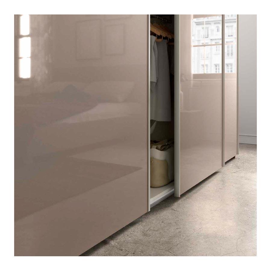 Armario puertas correderas rcm010 amplio almacenaje - Puertas correderas armarios ...
