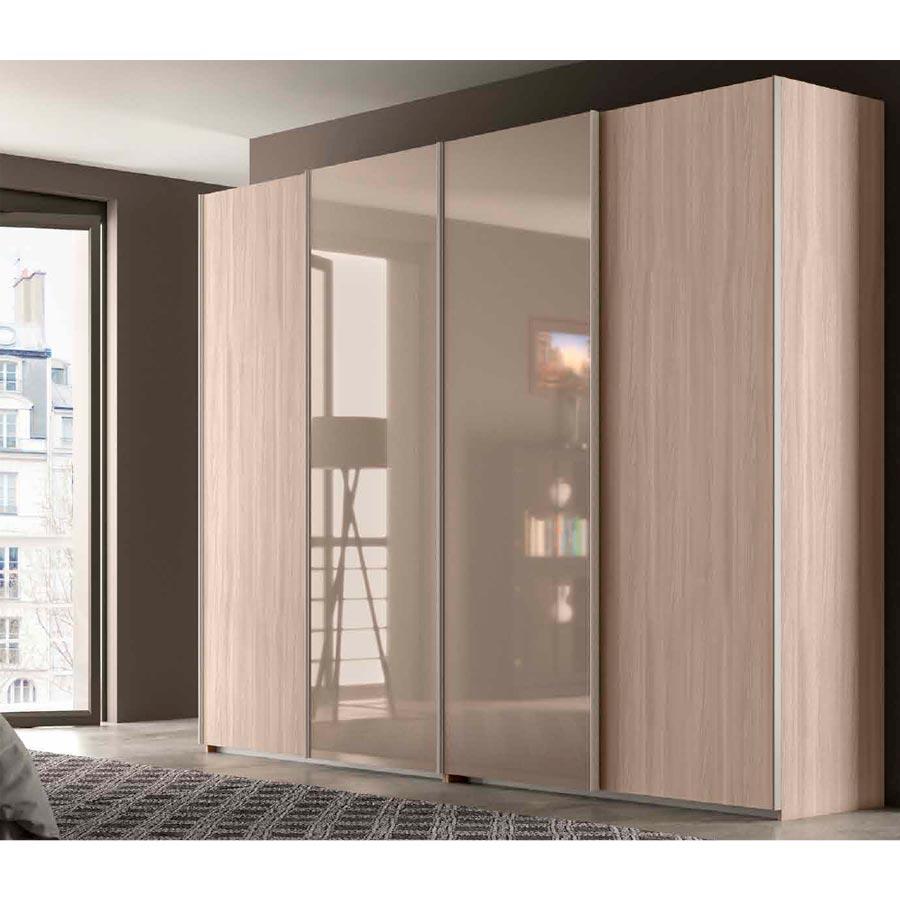 Armario puertas correderas rcm015 de gran almacenamiento - Puertas armario correderas ...
