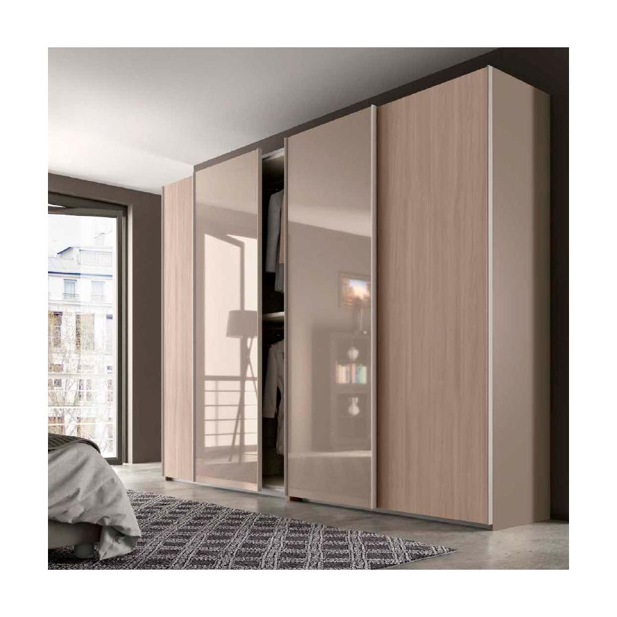 armario puertas correderas rcm046 gran almacenaje