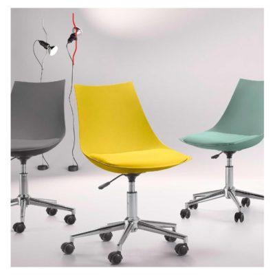 Sillas oficina y estudio archivos muebles tiendas de for Muebles daicar