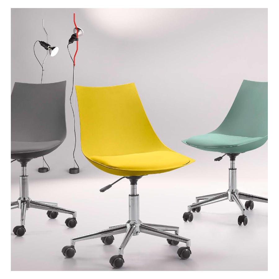 Silla de oficina m84 for Sillas de oficinas