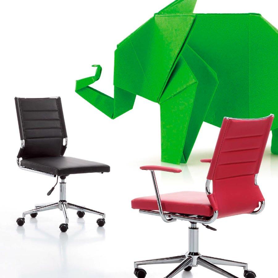 Silla de Oficina M40, diseño y comodidad en una misma silla de ...