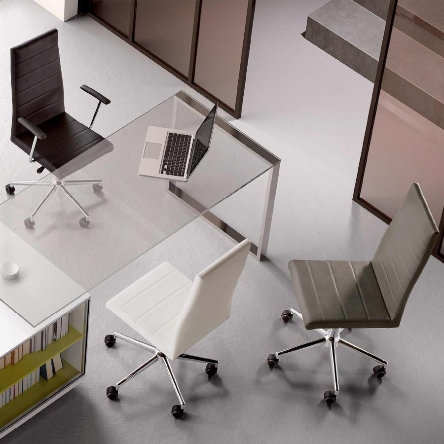 Silla de Oficina M9, elegante diseño y comodidad para el día a día