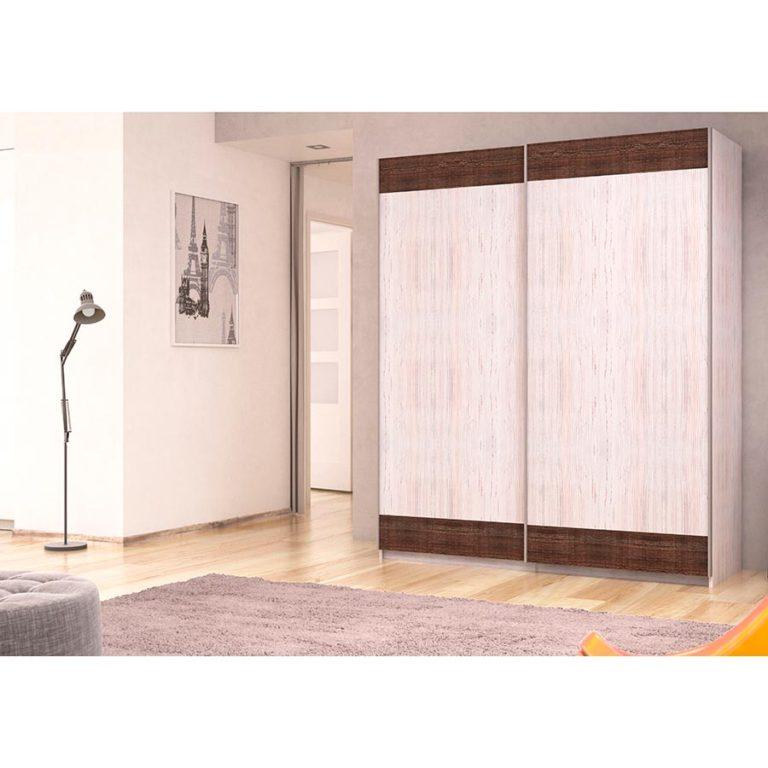 Armario 2 Puertas Correderas Premium