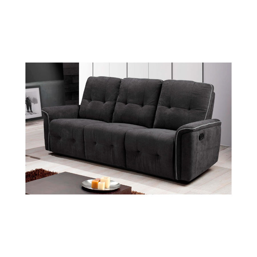 sof relax alan sofa de 2 o 3 plazas relax y confort para tu hogar. Black Bedroom Furniture Sets. Home Design Ideas