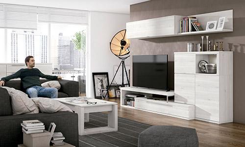 Pinturablanco salon muebles tiendas de muebles en for Decoracion hogar lleida