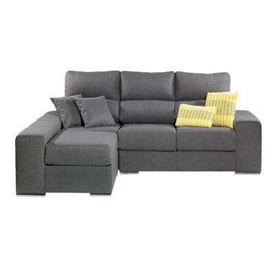 Sofa Chaiselongue 4 Puff
