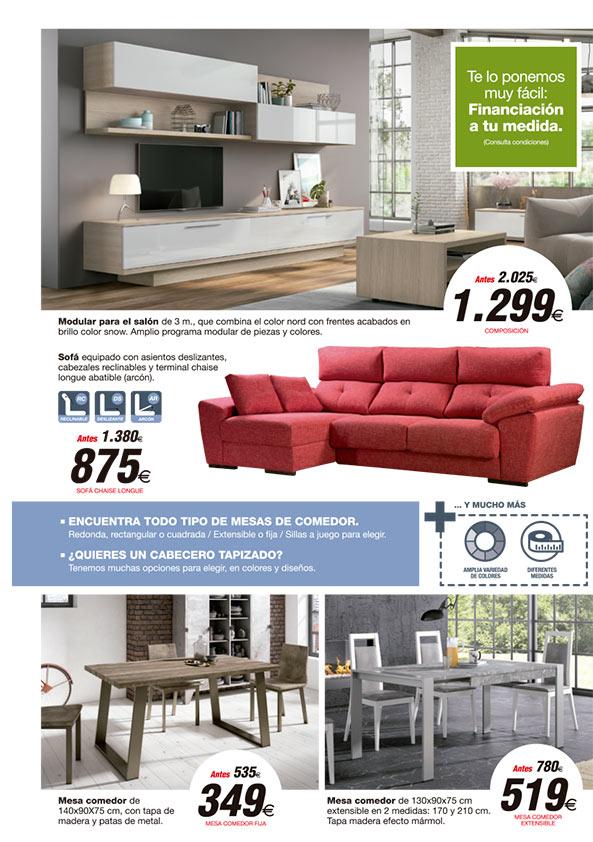 3 muebles tiendas de muebles en lleida for Muebles hipopotamo lleida