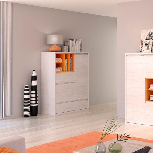 Salon-composicion-Innova-aparador