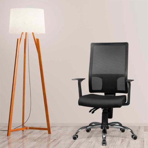 silla-oficina-taktik-negra