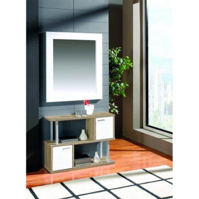 Mueble-Recibidor-Barra