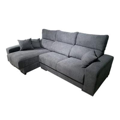 Sofa-Chaise-Longue-Roni-cojines-Gris-Oscuro